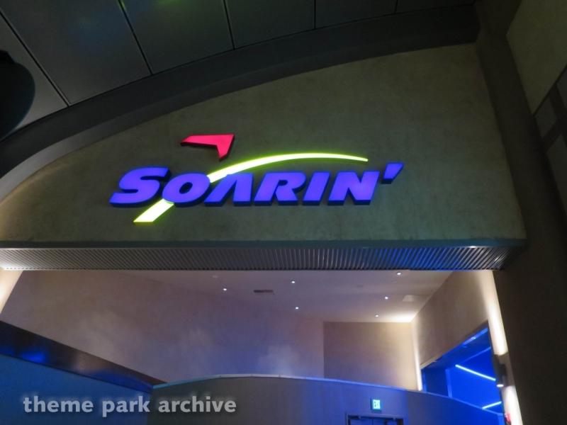 Soarin' at EPCOT