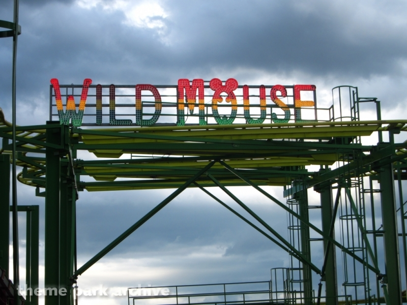 Wild Mouse at Beech Bend Park