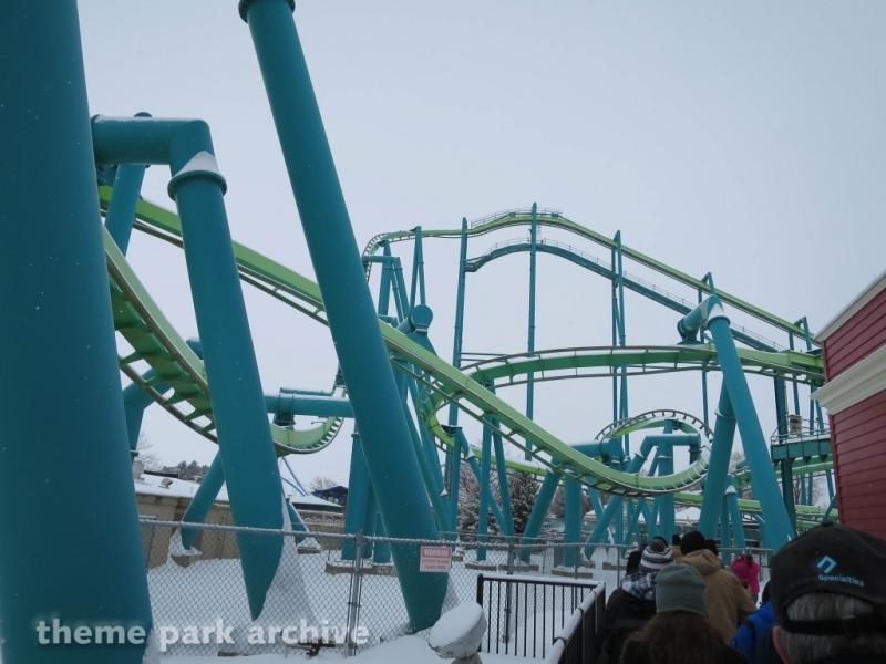 Raptor at Cedar Point
