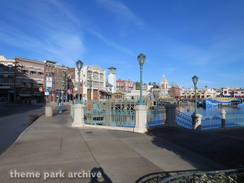 San Francisco at Universal Studios Florida