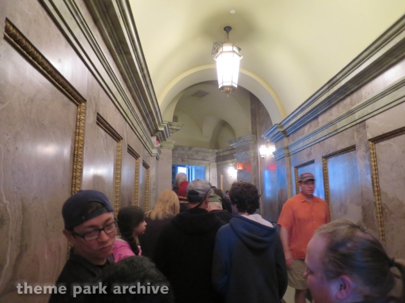 Harry Potter and the Escape from Gringotts at Universal Studios Florida