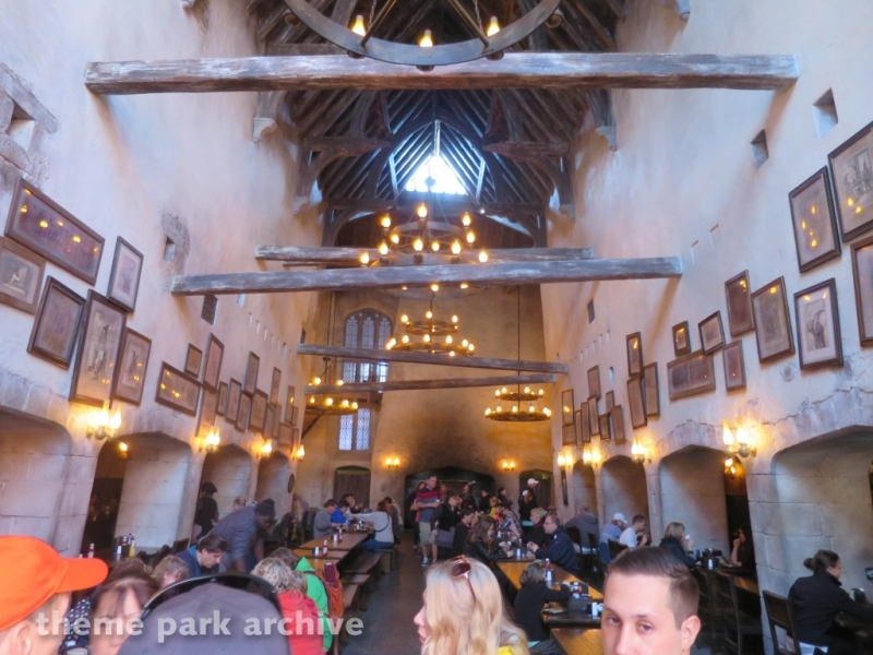 The Leaky Cauldron at Universal Studios Florida