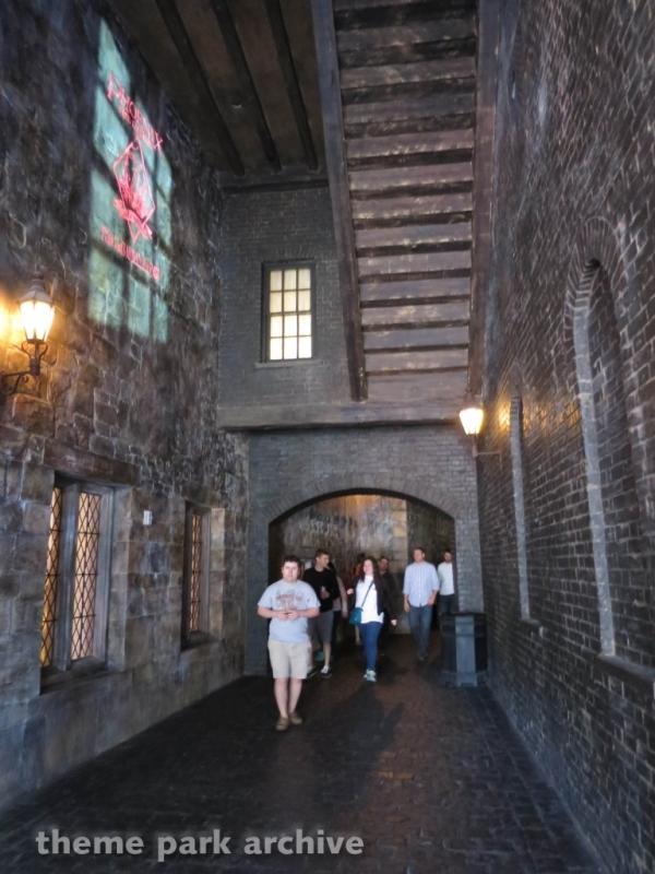Knockturn Alley at Universal Studios Florida