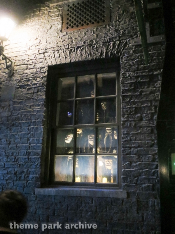 Knockturn Alley at Universal Studios Florida