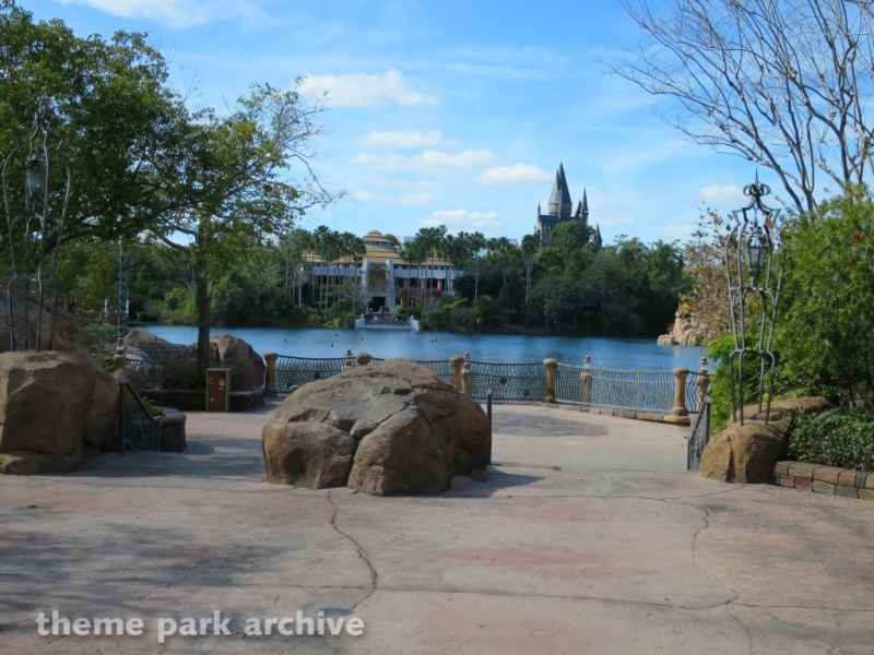 Jurassic Park Discovery Center at Universal Islands of Adventure