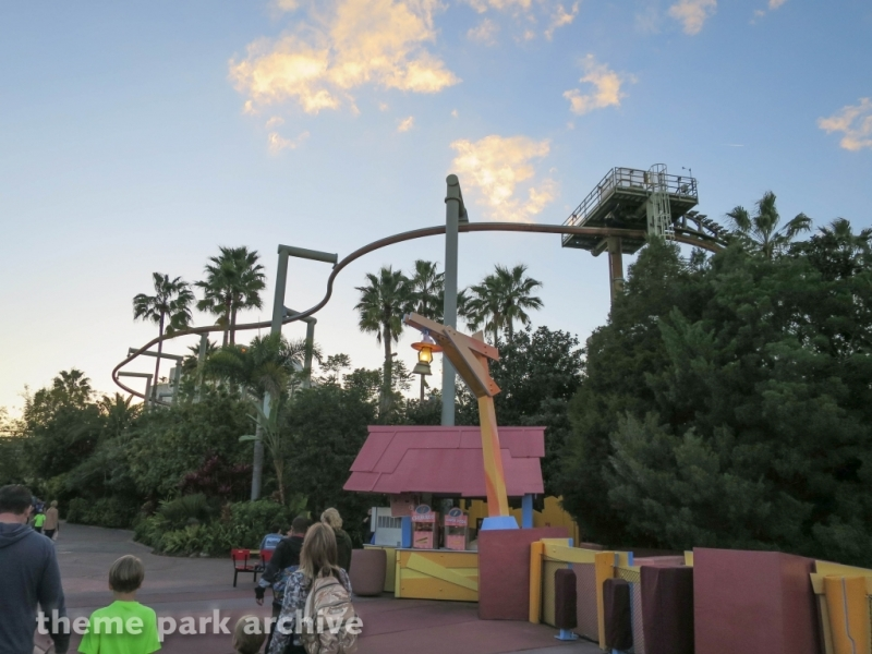 Pteranodon Flyers at Universal Islands of Adventure