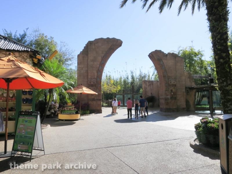 Egypt at Busch Gardens Tampa
