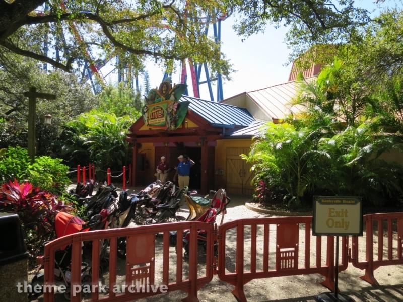 Madagascar Live! at Busch Gardens Tampa