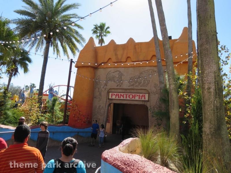 Pantopia at Busch Gardens Tampa
