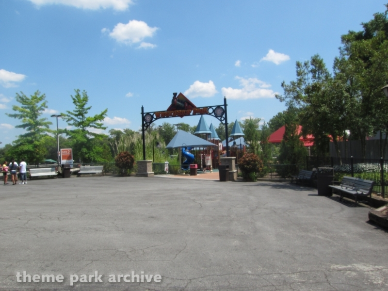 Whistlestop Park at Six Flags Over Georgia