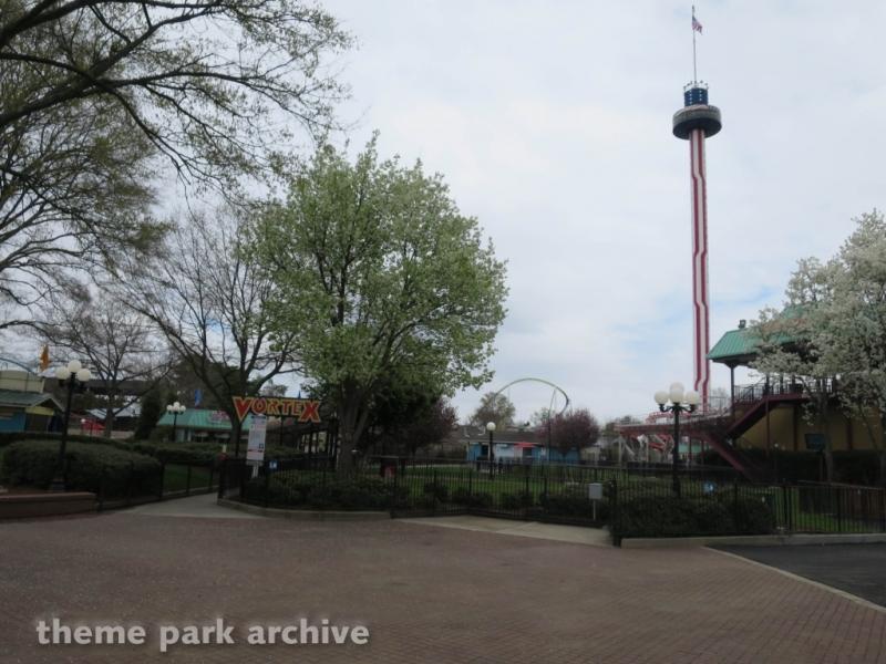 Carolina Skytower at Carowinds