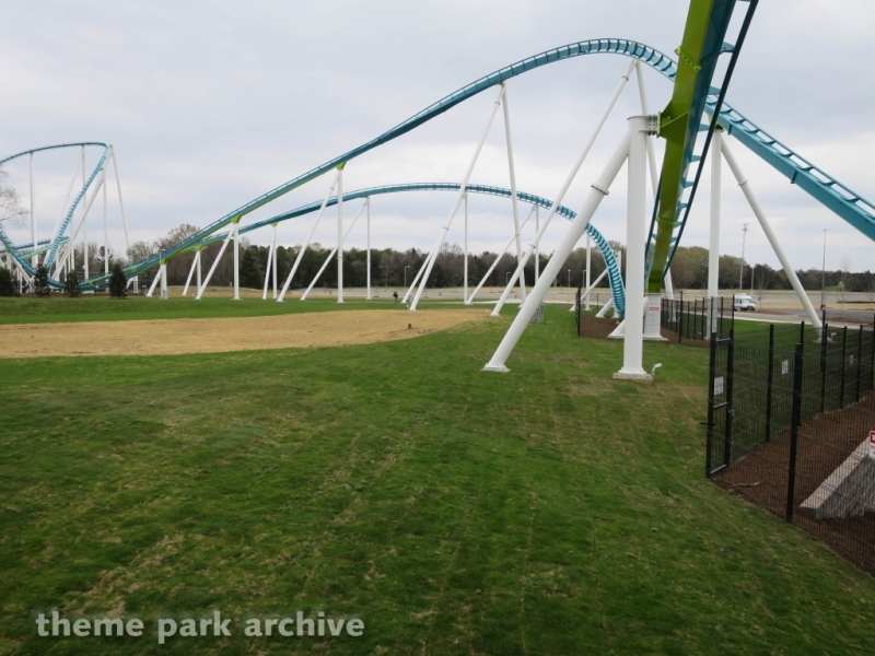 Fury 325 at Carowinds