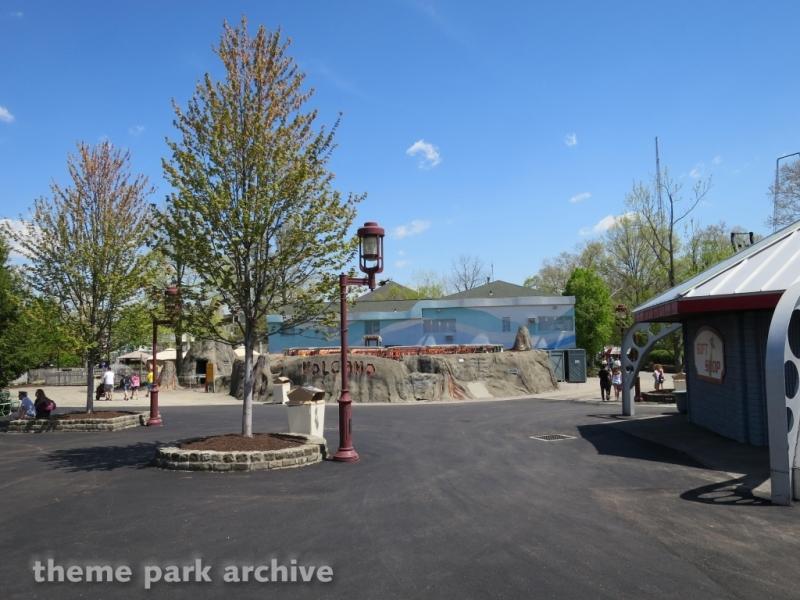 Volcano at Kennywood