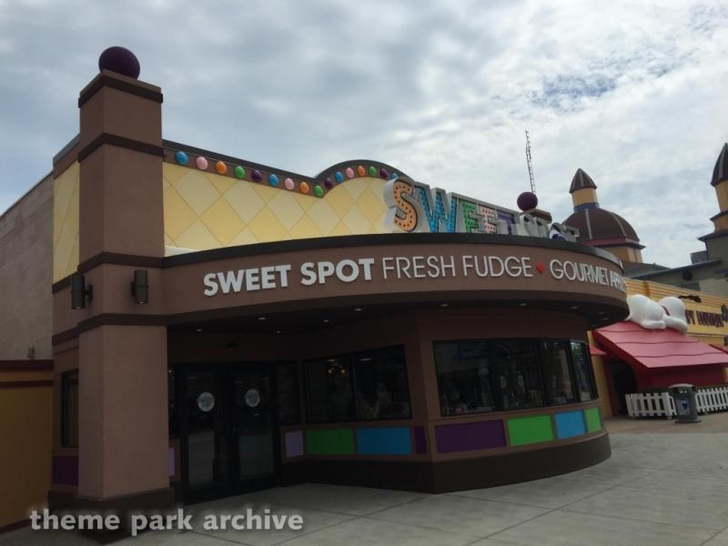 Sweet Spot at Cedar Point
