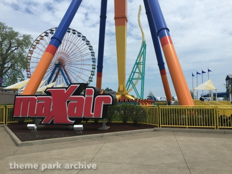 maXair at Cedar Point