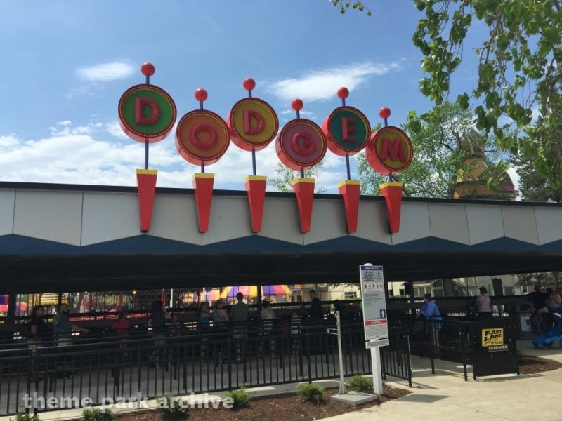 Dodgem at Cedar Point