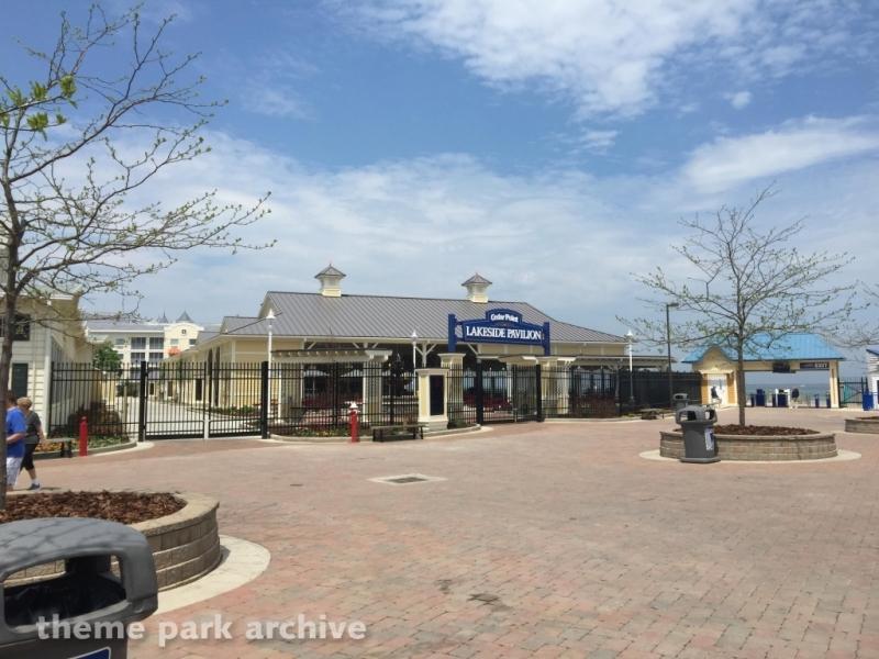 Lakeside Pavilion at Cedar Point