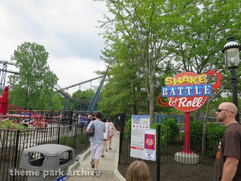 Shake Rattle & Roll at Kings Island