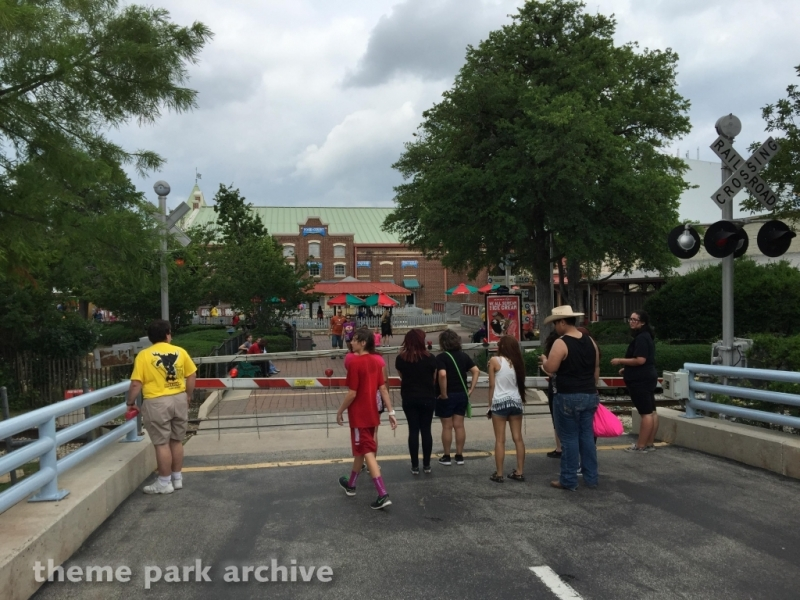 Spassburg at Six Flags Fiesta Texas