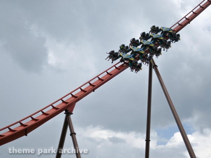 Thunderbird at Holiday World