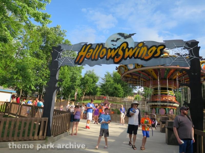 HallowSwings at Holiday World