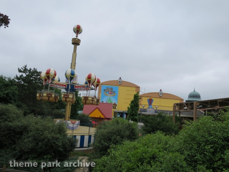 Up Up and Away at Kentucky Kingdom