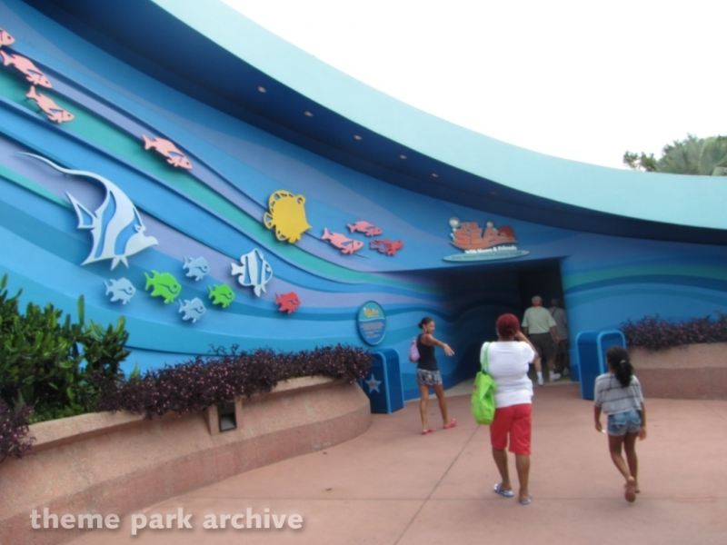 The Seas with Nemo and Friends at EPCOT