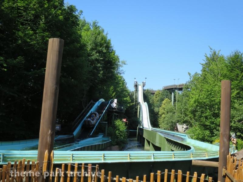 Wickie Splash at Holiday Park