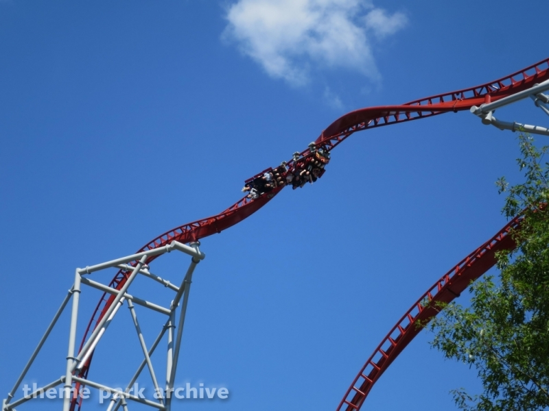 Sky Scream at Holiday Park