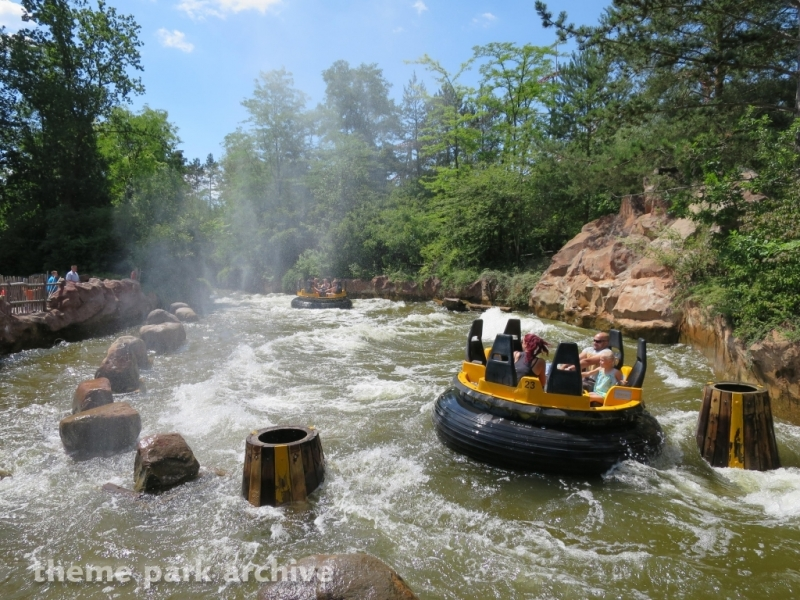 Donner Fluss at Holiday Park