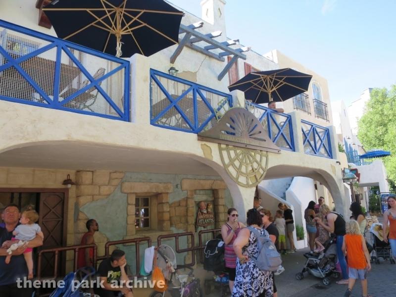 Atlantis Adventure at Europa Park