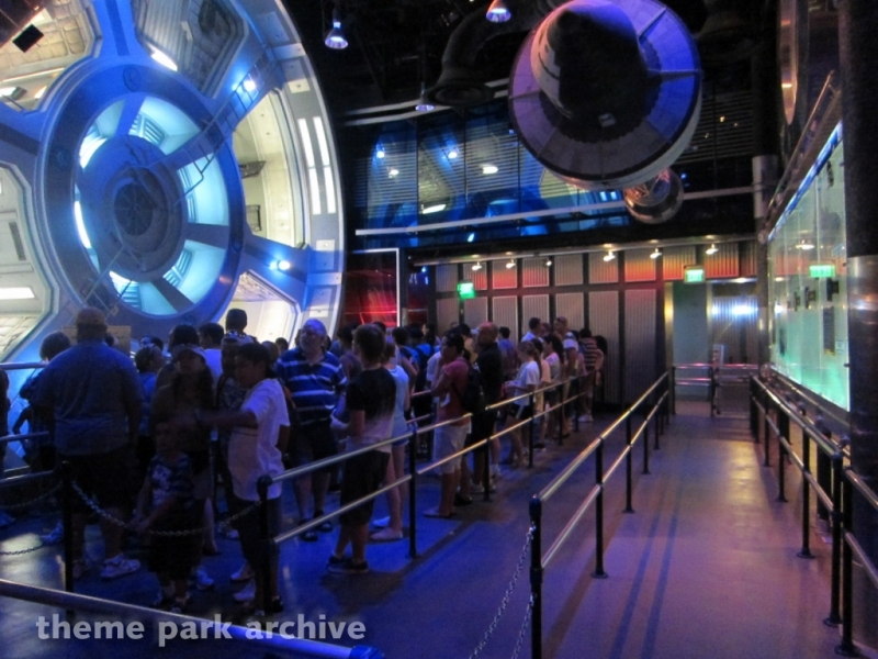 Mission Space at EPCOT
