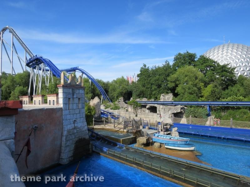 Poseidon at Europa Park