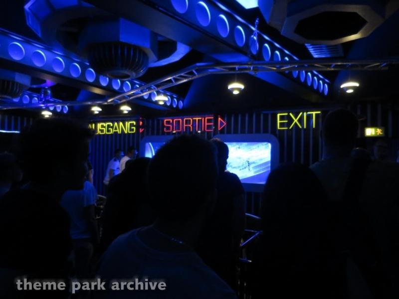 Eurosat at Europa Park