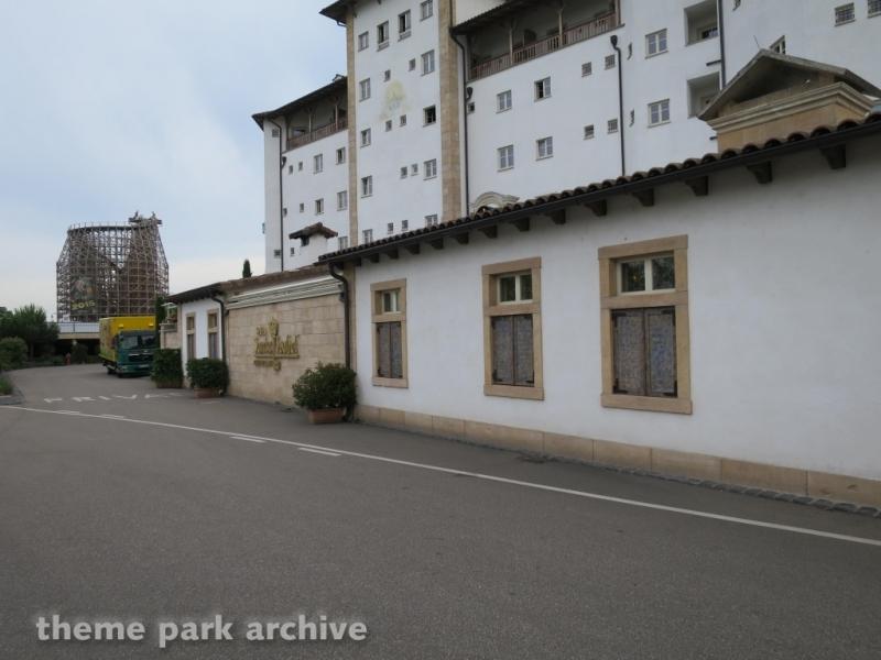 Hotel Santa Isabel at Europa Park