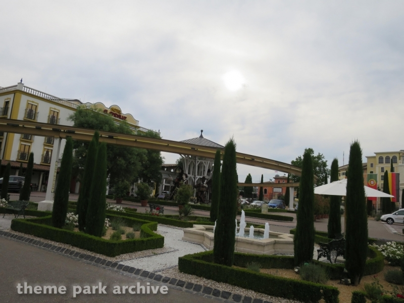 Hotel El Andeluz at Europa Park