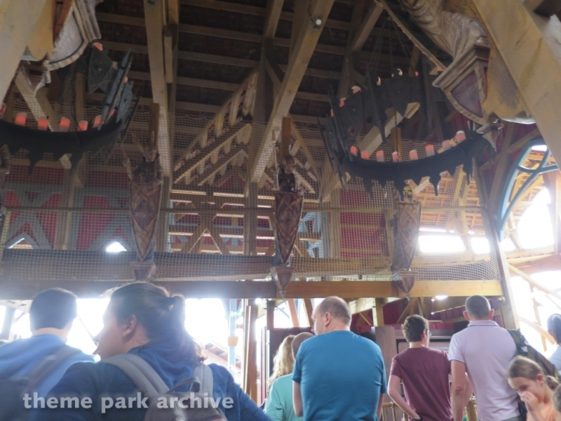 WODAN Timburcoaster at Europa Park