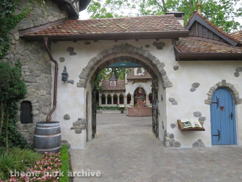 Adventureland at Europa Park