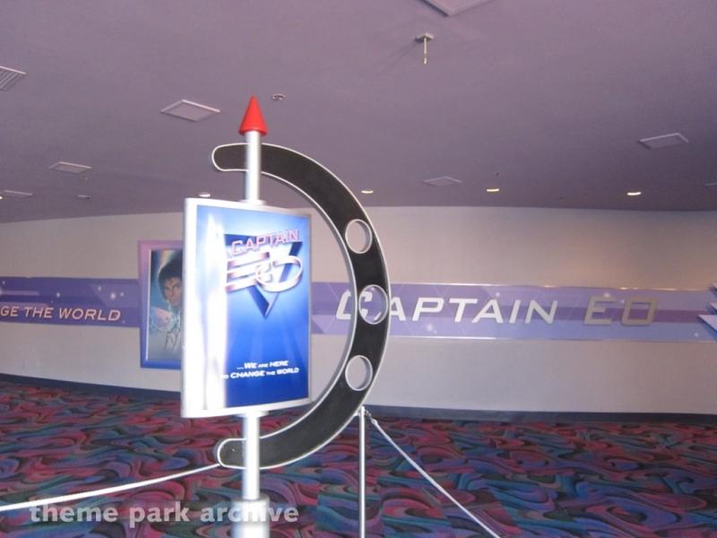 Captain EO at EPCOT