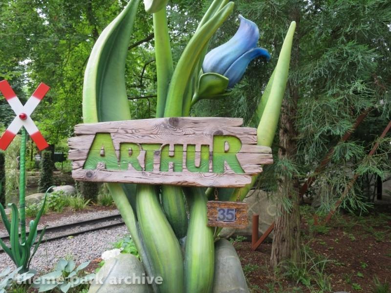 ARTHUR at Europa Park