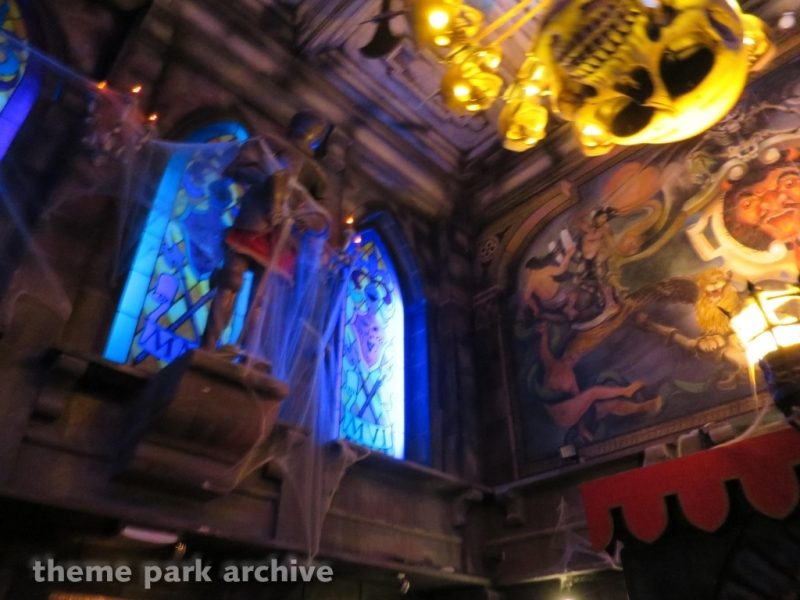 Ghost Ride at Europa Park