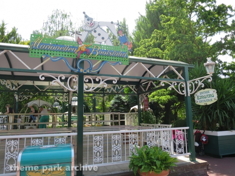 Puppet Boat Ride at Europa Park