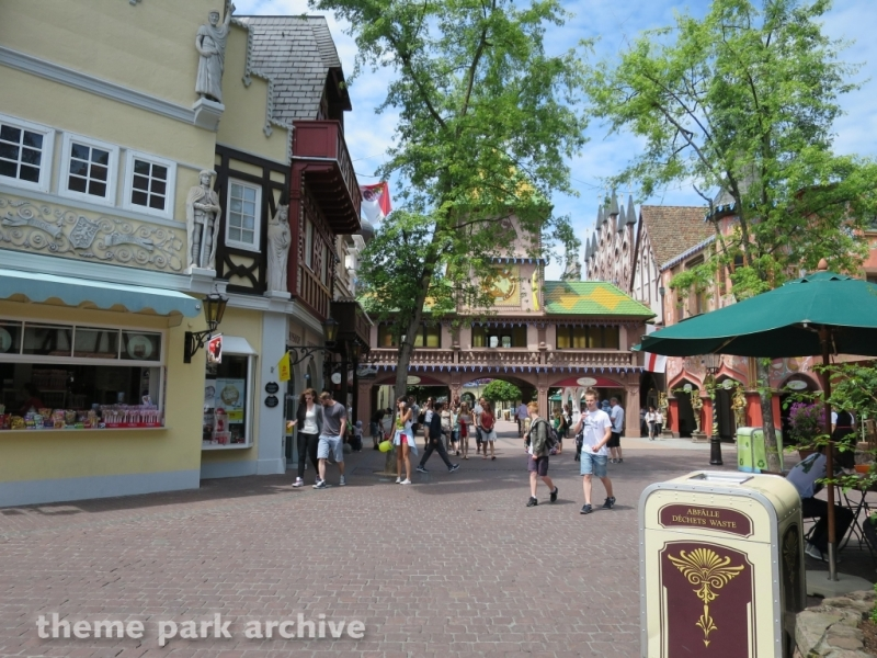 Germany at Europa Park