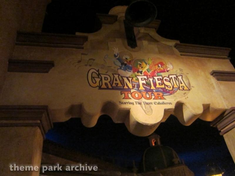 Gran Fiesta Tour at EPCOT