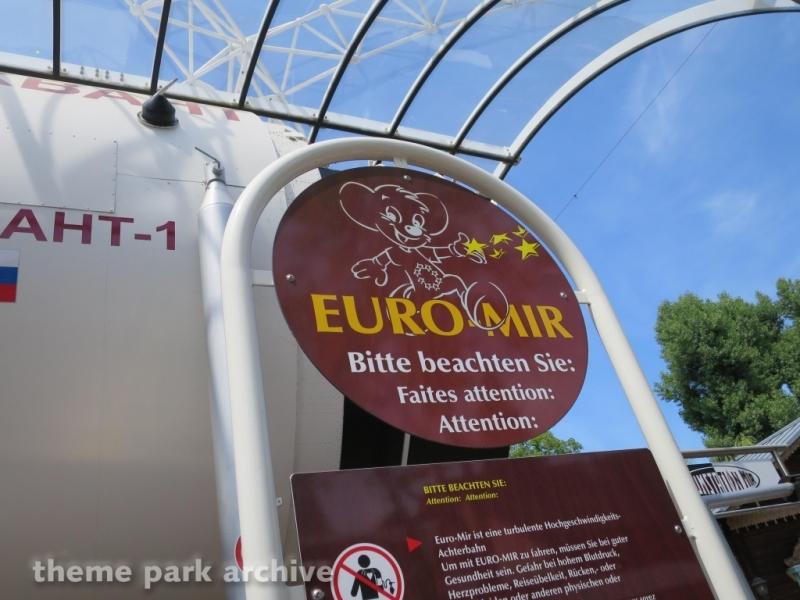 Euro Mir at Europa Park