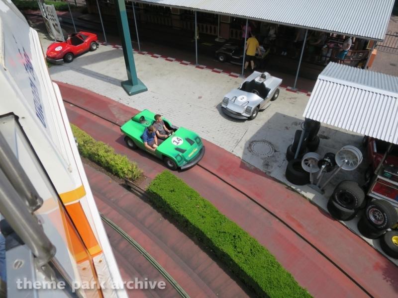 Lada Autodrom at Europa Park