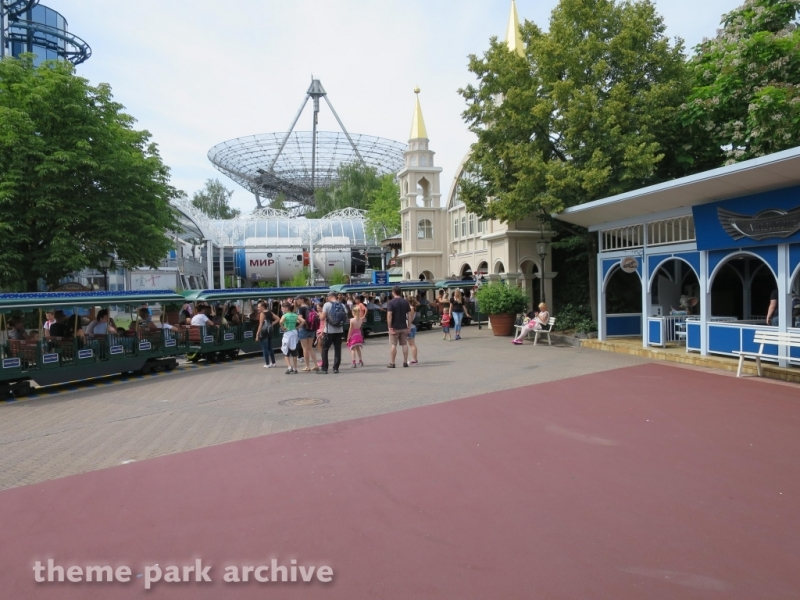 Russia at Europa Park