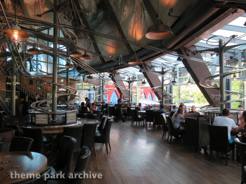 Food Loop Restaurant at Europa Park