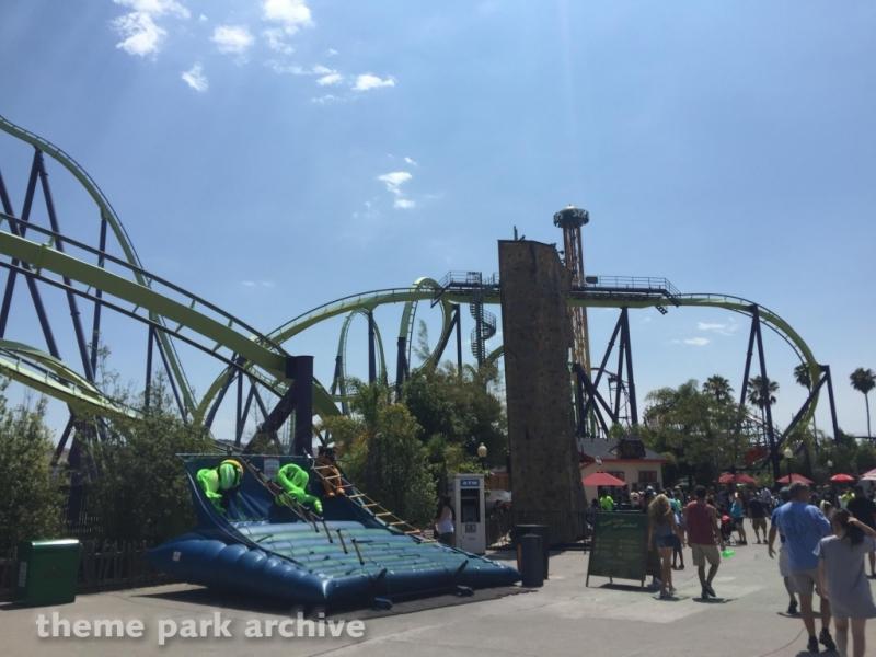 Medusa at Six Flags Discovery Kingdom