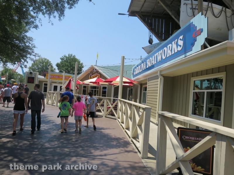Carolina Boardwalk at Carowinds